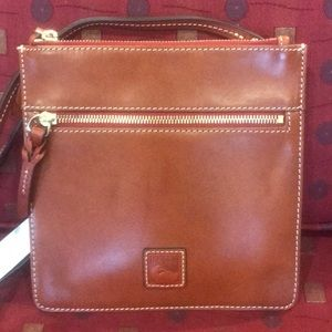 Dooney & Bourke Double ZIP Crossbody